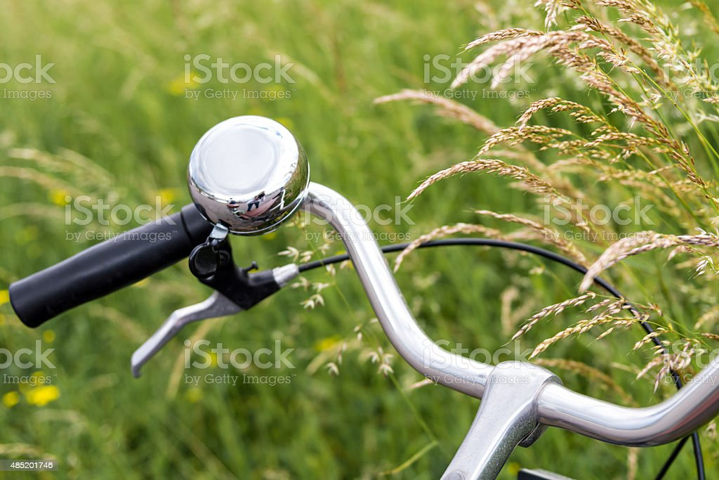 Bicycle Bell stock photo