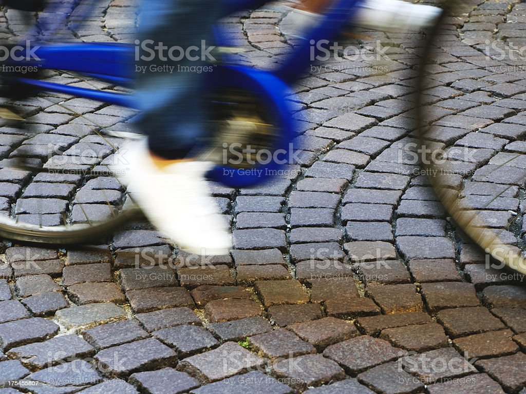 Bicycle. Color Image royalty-free stock photo