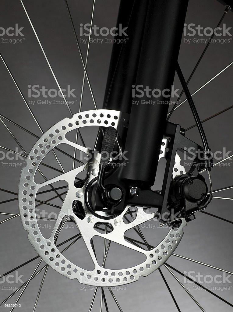 Bicicletta Disco freno foto stock royalty-free