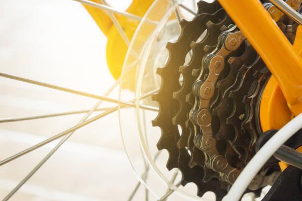 Best Mountain Bike Derailleur Stock Photos, Pictures