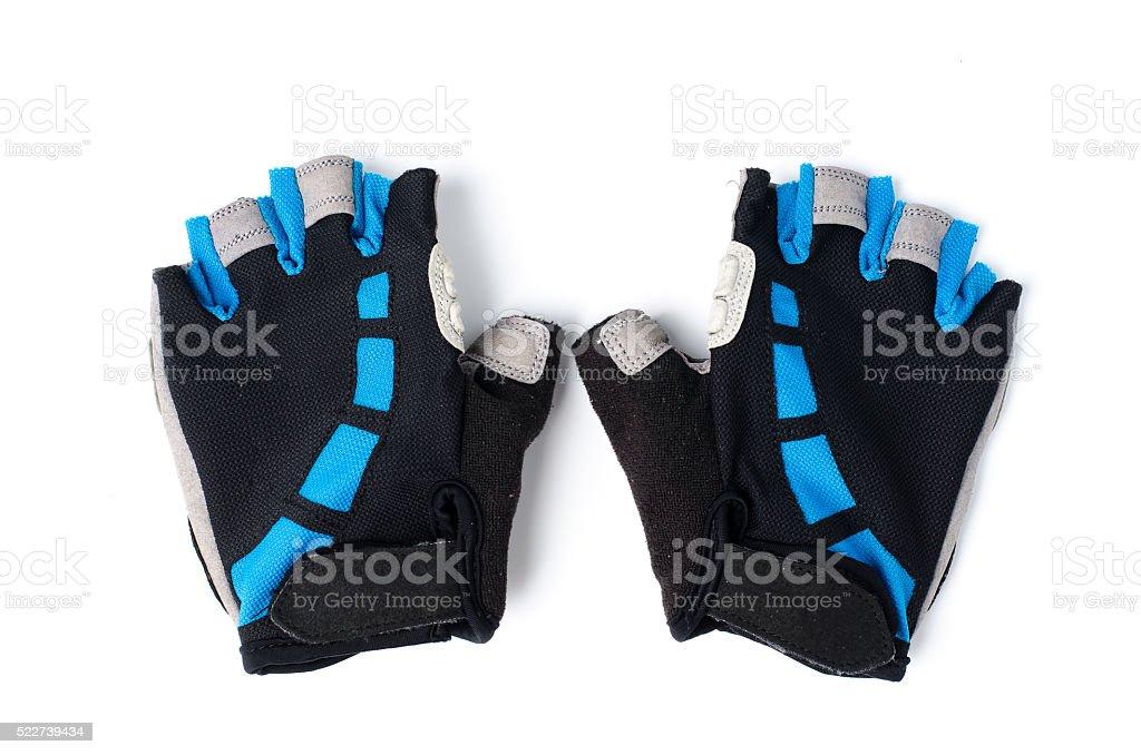 Fahrrad-Handschuhen – Foto