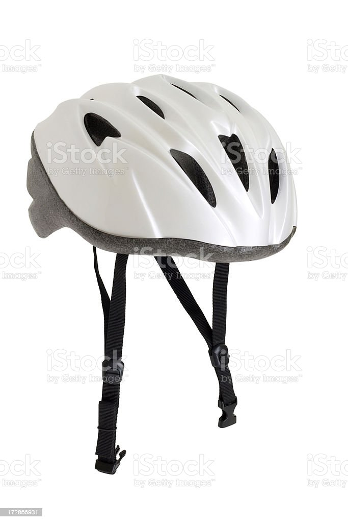 Bicycle Helmet royalty-free stock photo