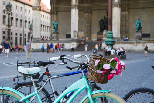 Bicycle in the City 17