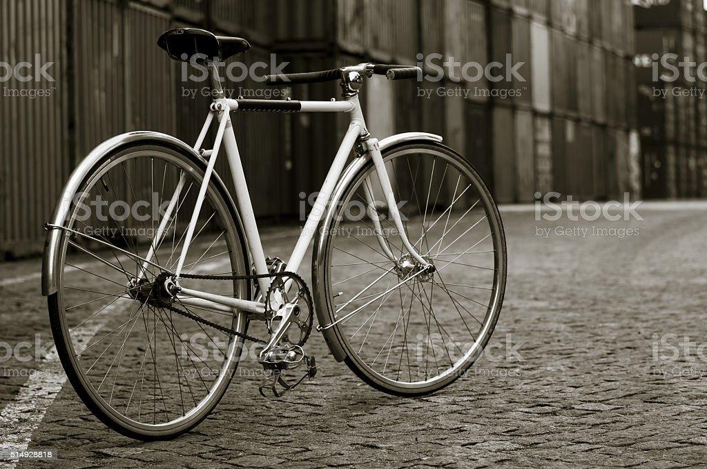 bicycle stock photo