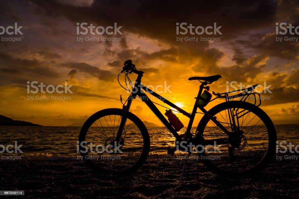 bicycle Lizenzfreies stock-foto