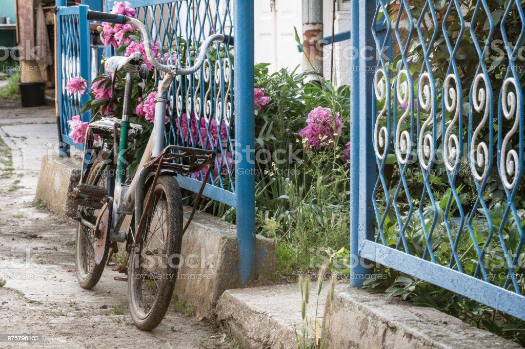 Fahrrad - Lizenzfrei Alt Stock-Foto