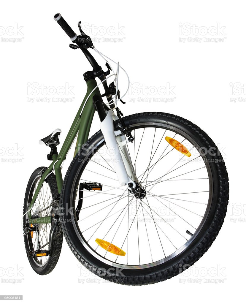 Bicycle royalty free stockfoto