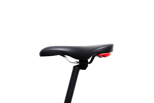 fahrrad-sattel - stahlrahmen rennrad stock-fotos und bilder