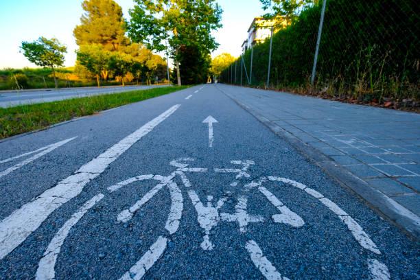 símbolo de bicicleta - carlosanchezpereyra fotografías e imágenes de stock
