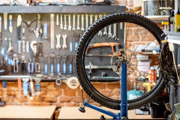 Fahrradwerkstatt – Foto