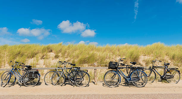 Bicycles at the Beach​​​ foto