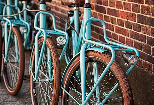 Bicyclettes à Amsterdam - Photo