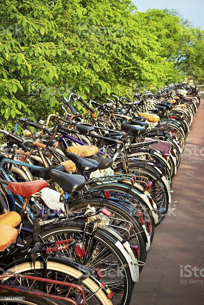 Bicicletas - foto de acervo
