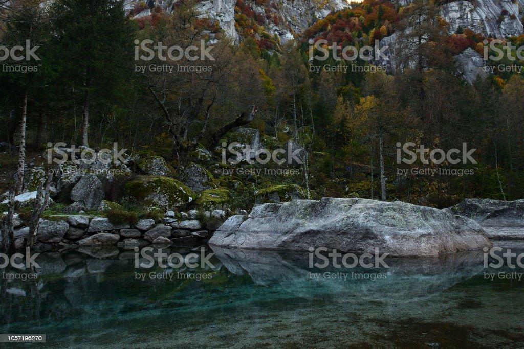 Bidet Della Contessa In Autumn Stock Photo Download Image Now