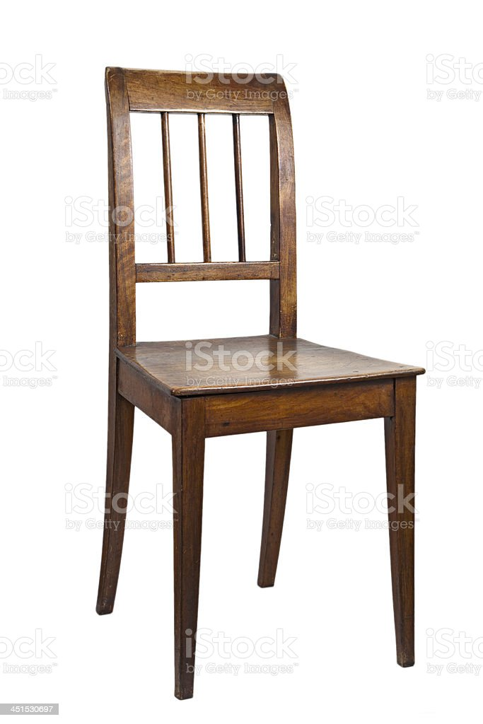 Biedermeier Chair Royalty Free Stock Photo