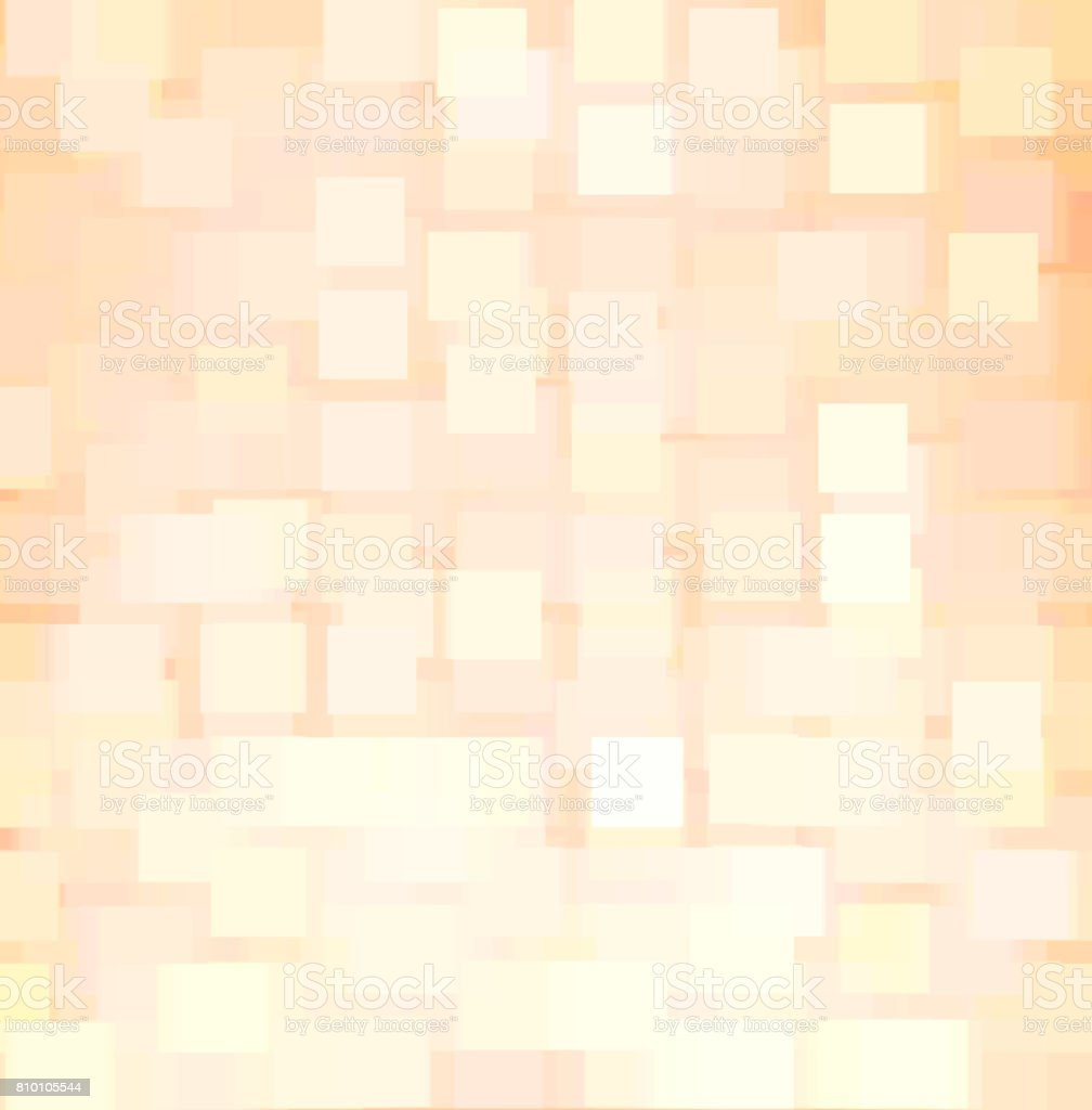 Big Abstract Pastel Tiles Background Yellow And Orange Gradient Stock Photo Download Image Now Istock