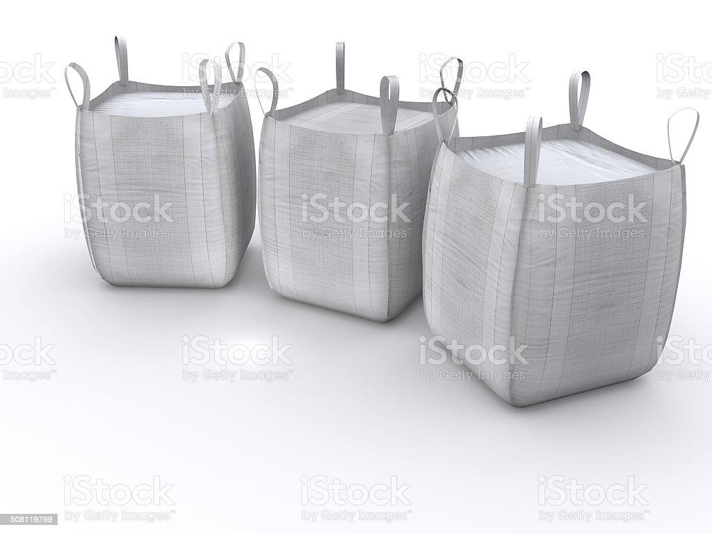 big bag stock photo