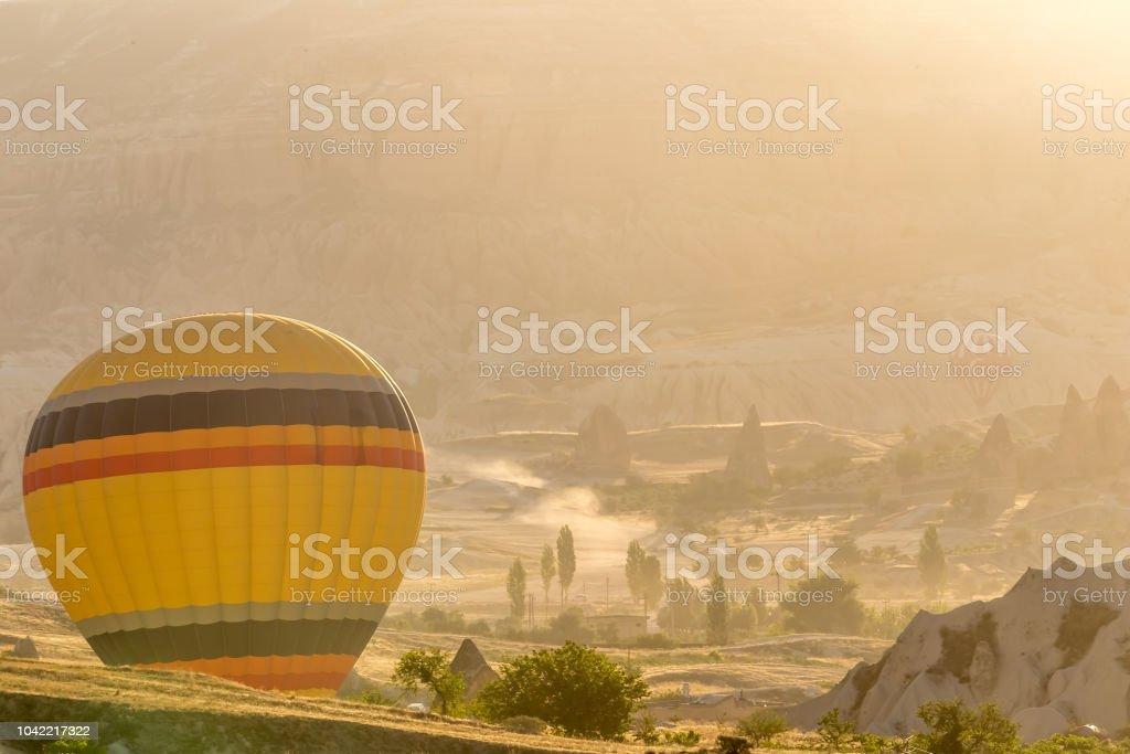 Un globo grande - foto de stock