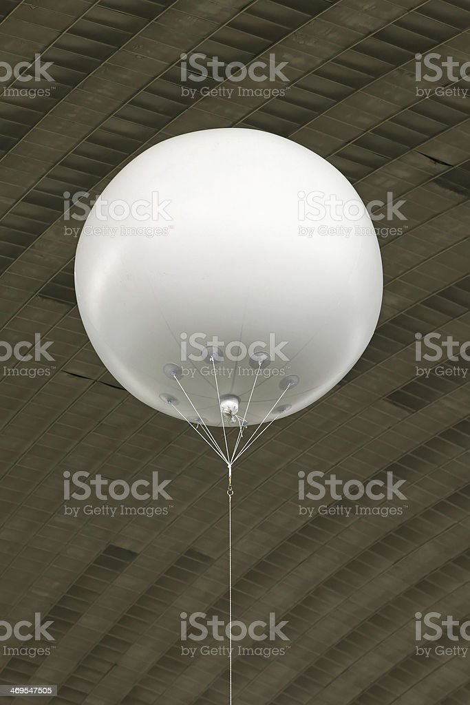 Big balloon stock photo
