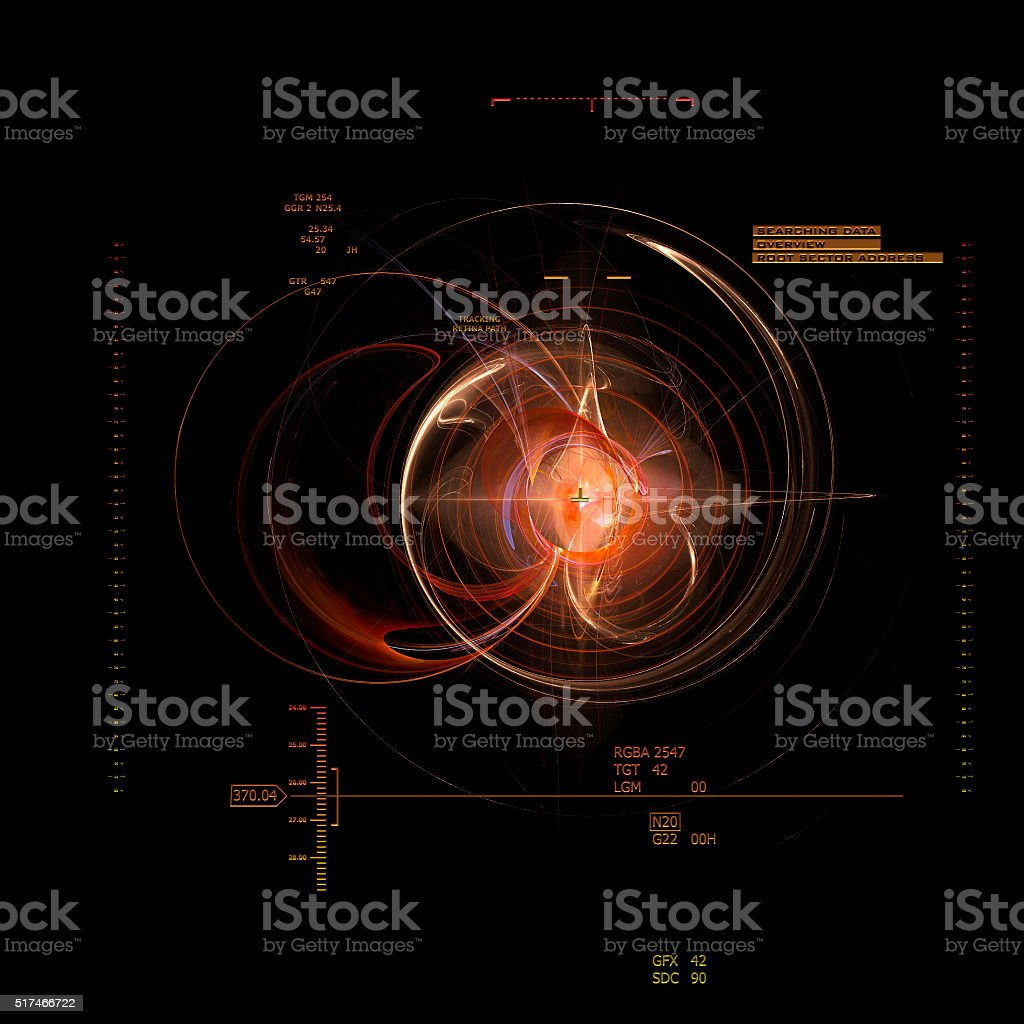 Big Bang stock photo