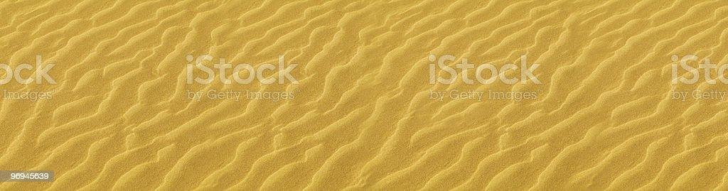Big Beach Sand Background royalty-free stock photo