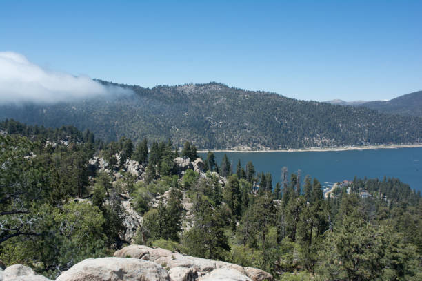 Big Bear Lake Camping Stock Photos, Pictures & Royalty-Free