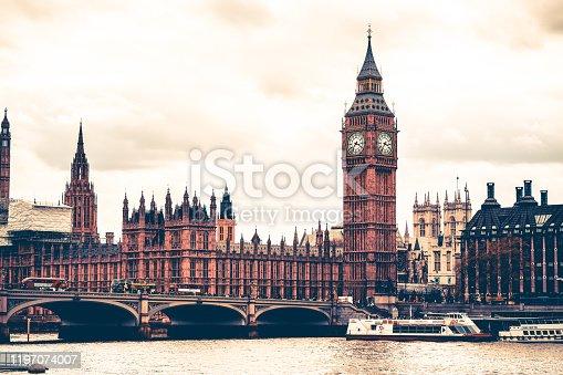 City Of Westminster - London, England, Europe, London - England, UK