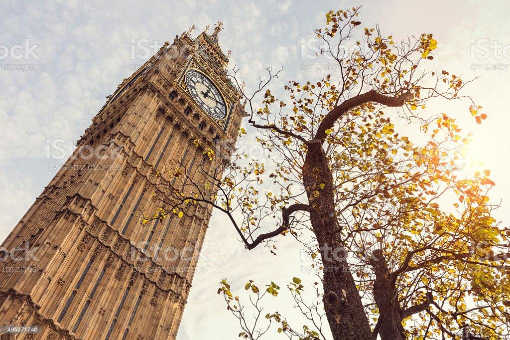 Big Ben in London, Vereinigtes Königreich – Foto