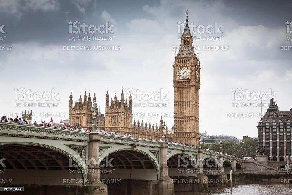 Big Ben, London, England stock photo