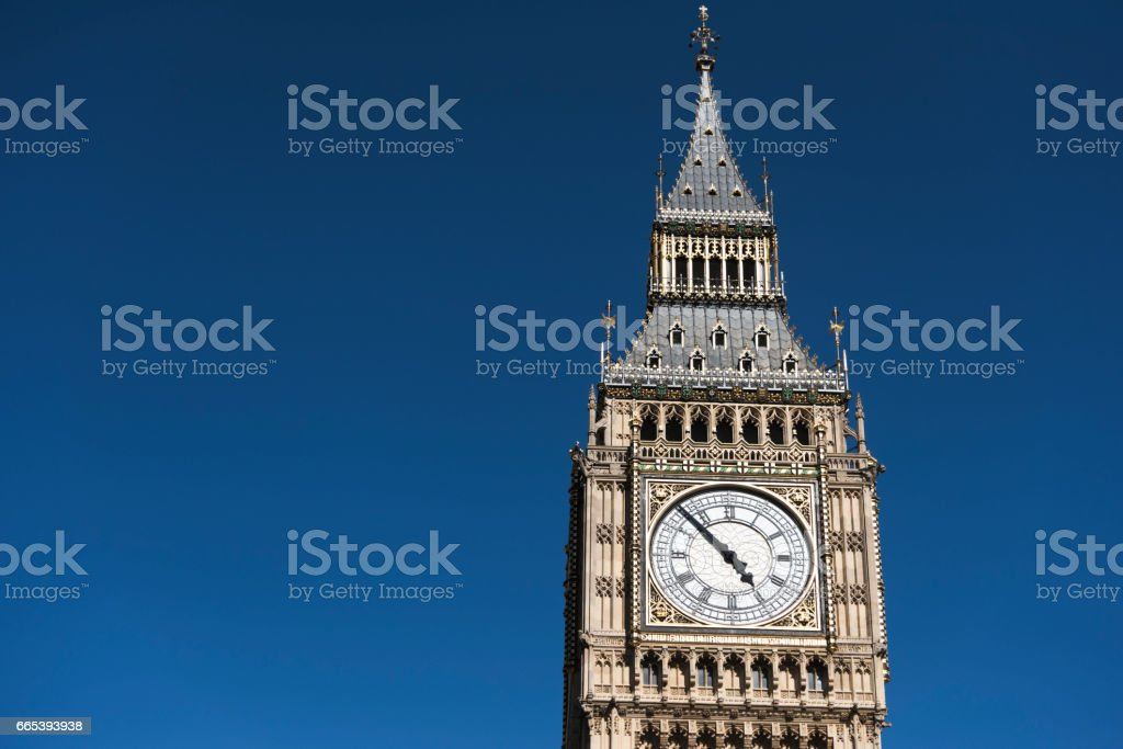 Big Ben Parliament Monument History Concept stock photo