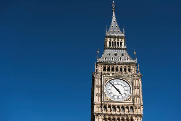 Big Ben Parliament Monument History Concept stock photo