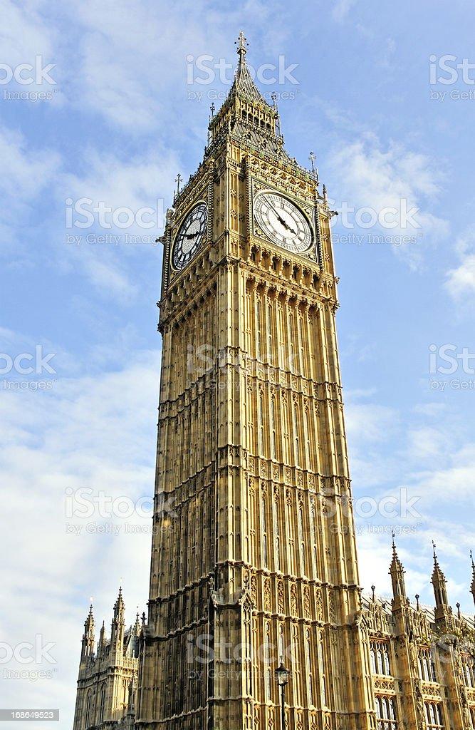 Big Ben. royalty-free stock photo
