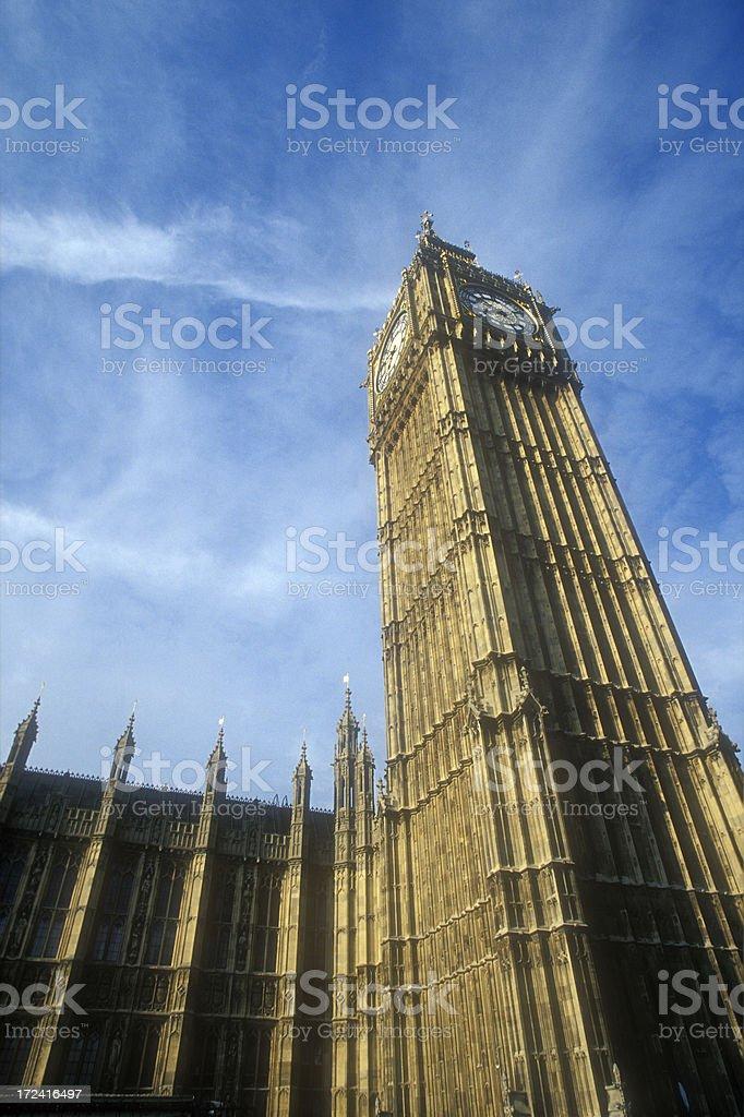 Big ben royalty-free stock photo