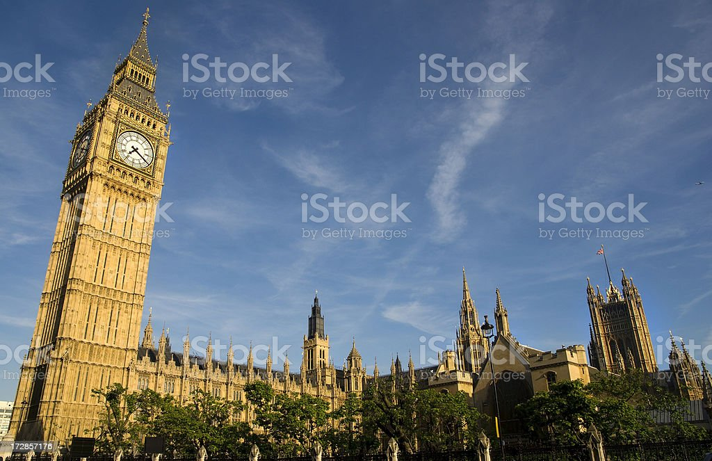 Big Ben royalty-free stock photo