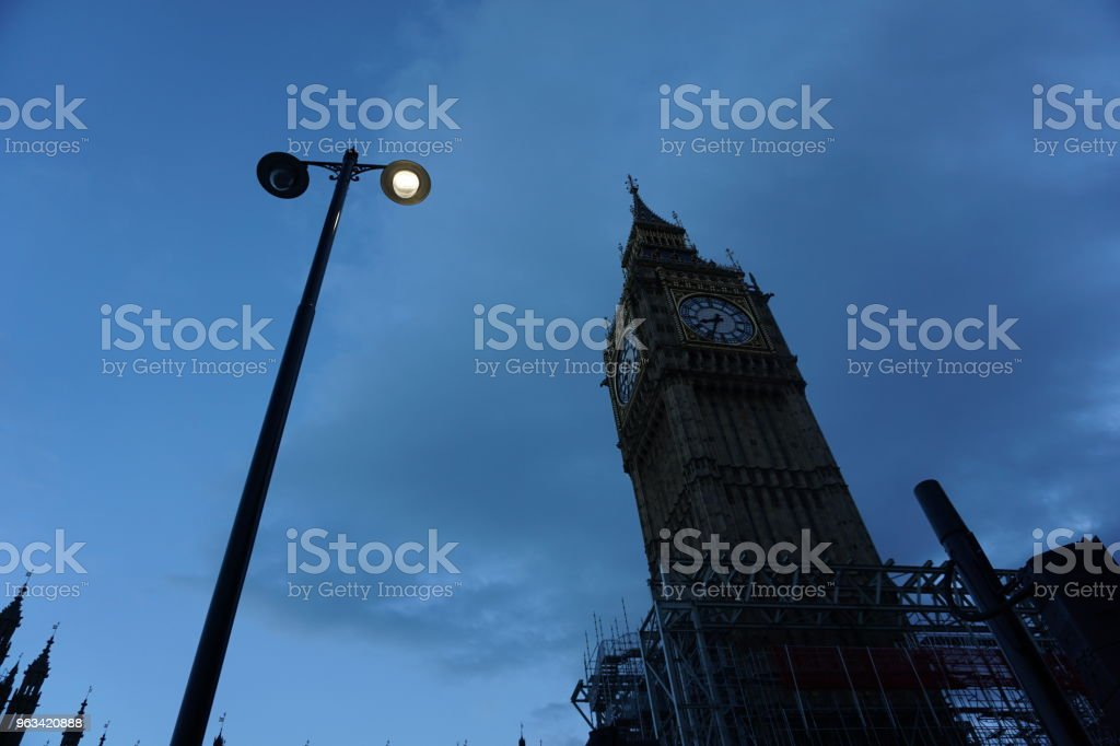 Big Ben - Royaltyfri Big Ben Bildbanksbilder