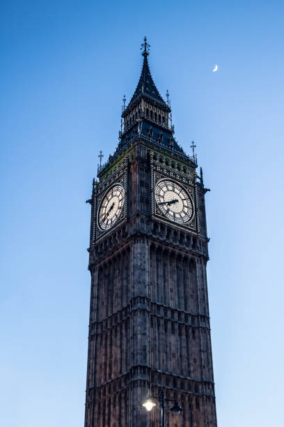 Big Ben, Westminster, London stock photo