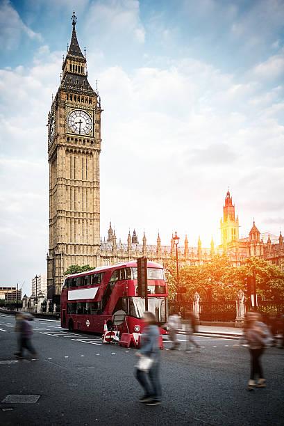 Big Ben, Westminster, London – Foto