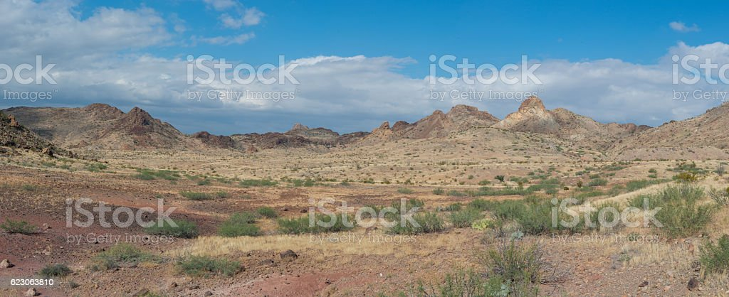 Big Bend National Park stock photo