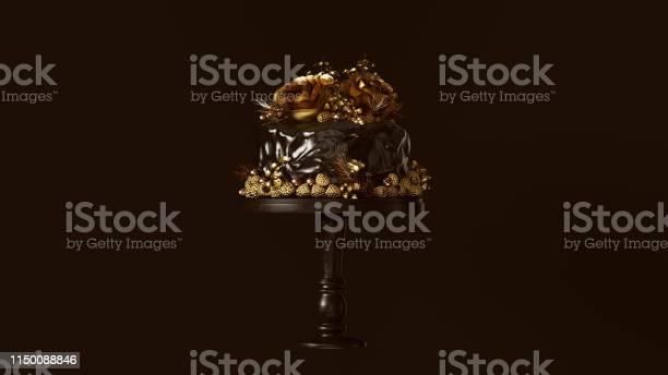 Big black and gold luxury cake with flowers and berries picture id1150088846?b=1&k=6&m=1150088846&s=612x612&h=2yphhrpho ev7woeu poymdk0pwb1tgqoko3th 6qno=
