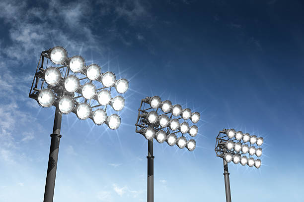 Stadion Lichter – Foto
