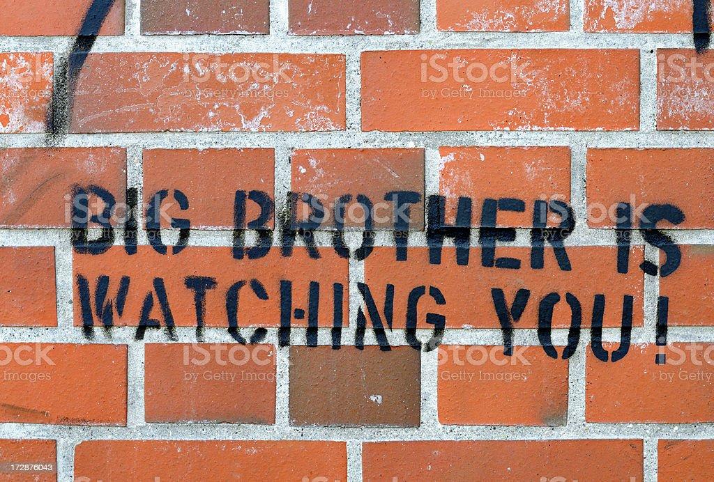 big brother - foto de acervo