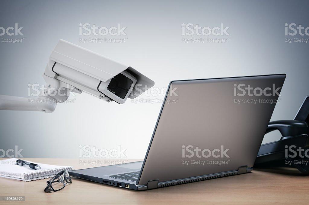 Big brother vigilância. - foto de acervo