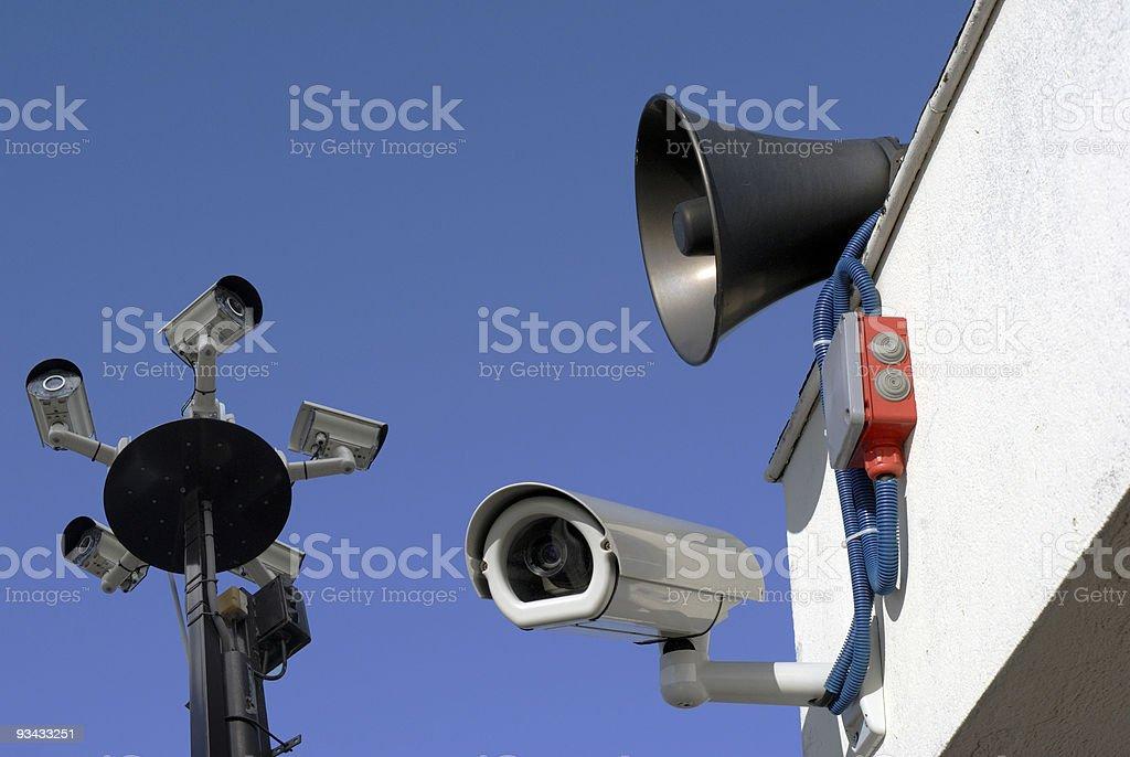 Big Brother-watching Lizenzfreies stock-foto