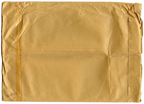Big Brown Italian Envelope XXL