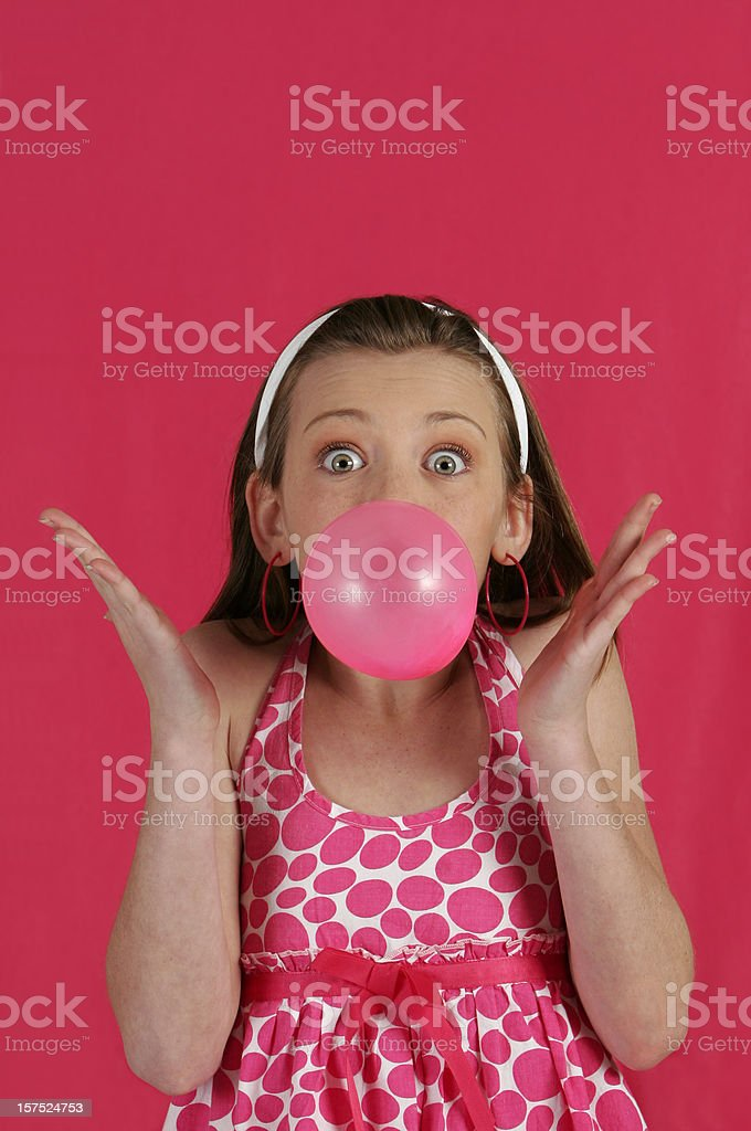 Big Bubble - Series stock photo
