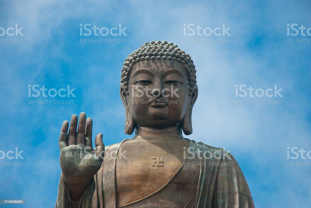 Großer Buddha Ngong Ping – Foto