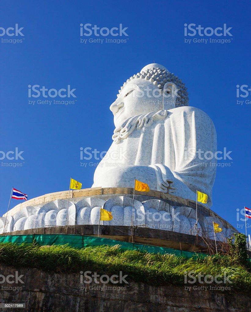 Big Buddha royalty-free stock photo