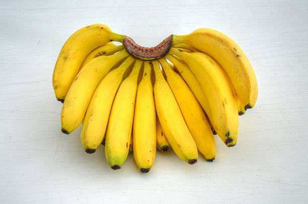Big Bunch of Bananas stock photo
