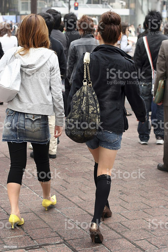 Big city life - Royalty-free Adult Stock Photo