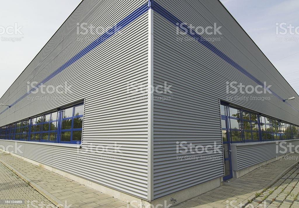 Big company hall royalty-free stock photo